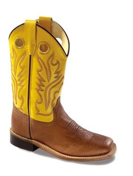 Old West Children's Old West Western Boot BSC1809