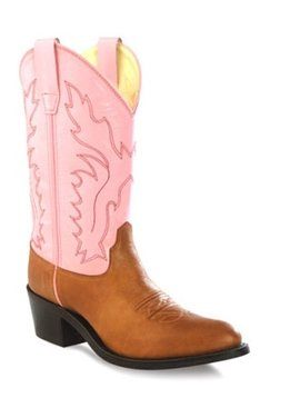 Old West Children's Old West Western Boot 8139