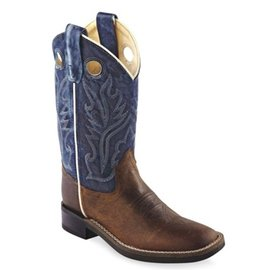 Old West Youth's Old West Western Boot BSY1884