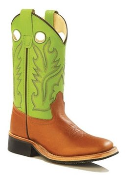 Old West Children's Old West Western Boot BSC1853
