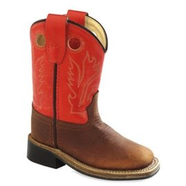 Old West Toddler's Old West Western Boot BSI1811