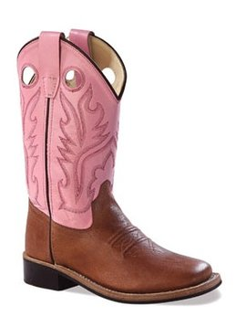 Old West Children's Old West Western Boot BSC1839