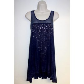 Vocal VOCAL BLUE TANK/STUDS 14649T