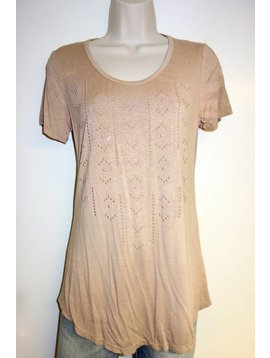 Vocal VOCAL TAN TOP/STUDS 13960S