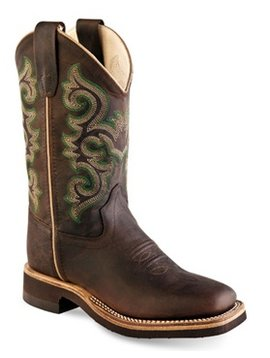 Old West Youth's Old West Western Boot BSY1822