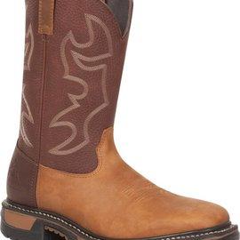Rocky Men's Rocky Original Ride Steel Toe Western Boot RKYW040