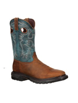 Rocky Men's Rocky Original Ride Western Boot RKYW036 C3