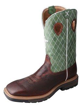 Twisted X Men's Twisted X Lite Cowboy Steel Toe Work Boot MLCS002