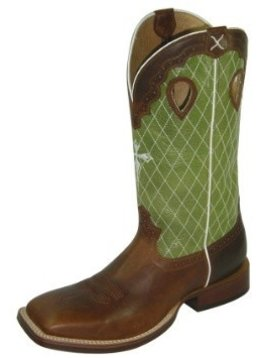 Twisted X Men's Twisted X Ruff Stock Boot MRSL010