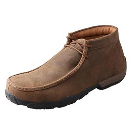 Twisted X Men's Twisted X Steel Toe Driving Moccasin MDMST01