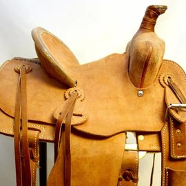 Chino Tack CHINO TACK KIDS MODIFIED ROPER SADDLE