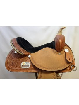 Circle Y CIRCLE Y BARREL SADDLE 15""