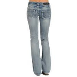 Rock and Roll Cowgirl Women's Rock & Roll Cowgirl Jean W0-8517