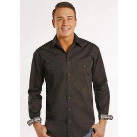 Panhandle Men's Rough Stock Snap Front Shirt R0S8045