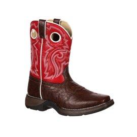 Durango Children's Durango Lil' Rebel Lacey Western Boot BT285 C4