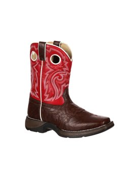 Durango Children's Durango Lil' Rebel Lacey Western Boot BT285 C4