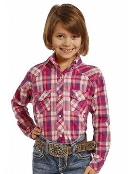 Panhandle Girl's Panhandle Snap Front Shirt C6S8285