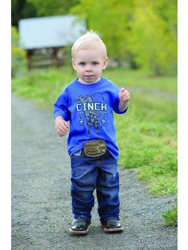 Cinch Toddler's Cinch T-Shirt MTT7671014-BLU