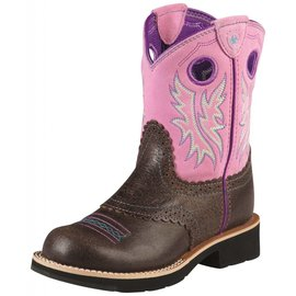 Ariat Children's Ariat Fatbaby Cowgirl Boot 10008723 C3