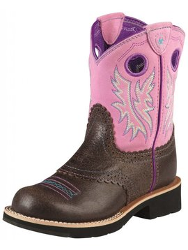 Ariat Youth's Ariat Fatbaby Cowgirl Boot 10008723 C3