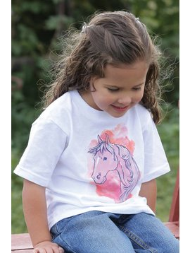 Cruel Girl Toddler's Cruel Girl T-Shirt CTT6851011-WHT
