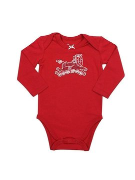 Wrangler Infant's All Around Baby by Wrangler Bodysuit PQK836R