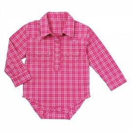 Wrangler Infant's All Around Baby by Wrangler Bodysuit PQ7501K