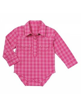 Wrangler Infant's All Around Baby by Wrangler Bodysuit PQ7501K