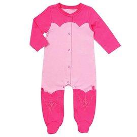 Wrangler Infant's All Around Baby by Wrangler Romper PQK755K