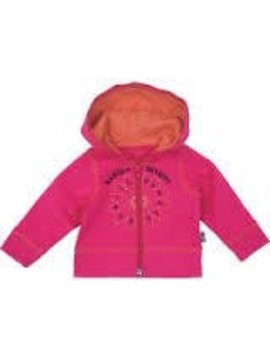 Wrangler Infant's All Around Baby by Wrangler Zip Front Hoodie PQK715K
