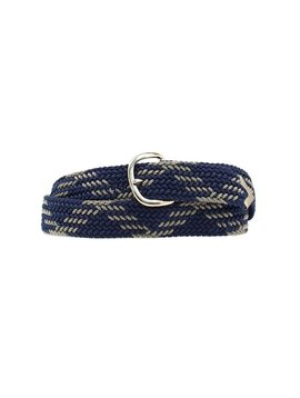 Nocona Belt Co. Men's Nocona Woven Braided Belt 2000608