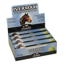 First Companion IVERMAX EQUINE PASTE 1.87% TUBE 13001987