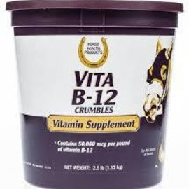 Horse Health Products HORSE HEALTH VITA B12 CRUMBLES 2.5LB