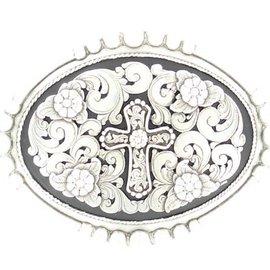Nocona Belt Co. Nocona Cross Buckle 37678