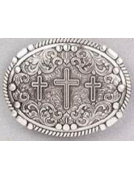 Nocona Belt Co. Men's Nocona Cross Buckle 37980