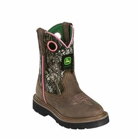 John Deere Children's John Deere Johnny Popper Boot JD2198