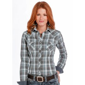 Panhandle Women's Rough Stock Snap Front Shirt R4S9298