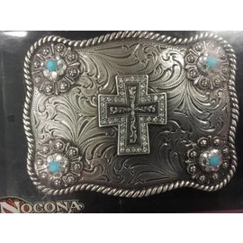 Nocona Belt Co. Nocona Western Buckle 37584
