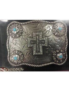 Nocona Belt Co. Nocona Western Buckle 37584