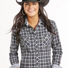 Panhandle Women's Rough Stock Snap Front Shirt R4S8019