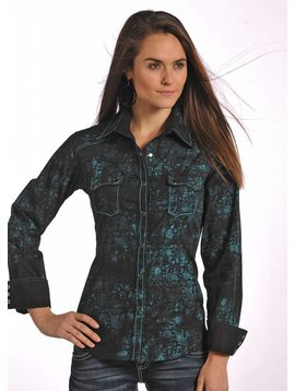 Panhandle Women's 90 Proof Snap Front Shirt V8S4828