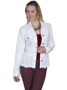 Scully Women's Scully Denim Lace Jacket HC306