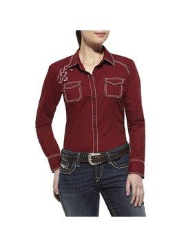 Ariat Women's Ariat Kylie Snap Front Shirt 10013031 C3