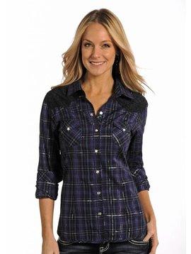 Panhandle Women's Panhandle Snap Front Shirt 22S4702