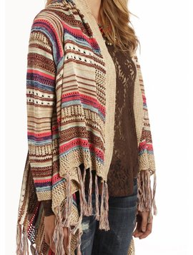Rock and Roll Cowgirl Women's Rock & Roll Cowgirl Cardigan 46-9598