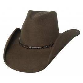 Bullhide Bullhide Thnderbird Wool Hat 0328BR