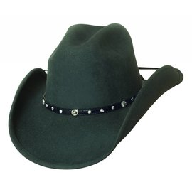 Bullhide Bullhide Balled Up Wool Hat 0747G