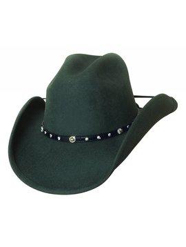 Bullhide Bullhide Balled Up Wool Hat 0747G