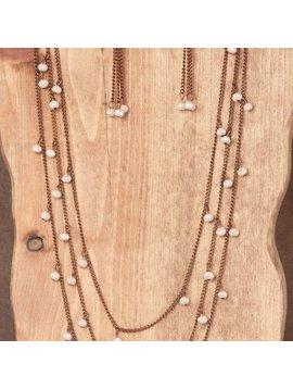 West & Co. West & Co. Necklace Set N1027BC