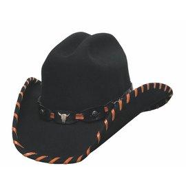 Bullhide Youth's Bullhide Maverick Wool Hat 0423BL